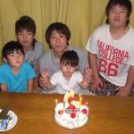 誕生日DSCF9154ぱぱの